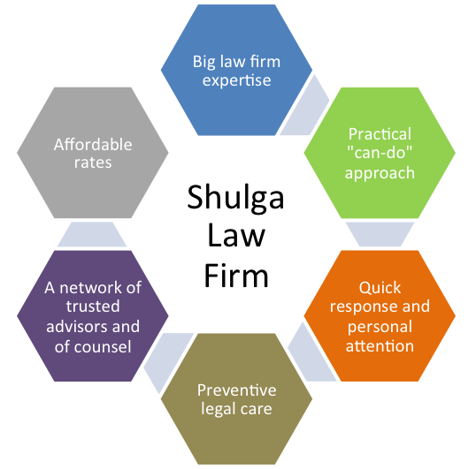 Shulga Law Firm Approach
